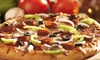 Red Tomato Pizzeria - McLean: Pizza Dinner with Garlic Bread and Salad for Carry-Out or Dine-In from Red Tomato Pizzeria (Up to 44% Off)