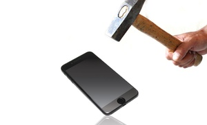iphone 7 7 plus screen protector groupon goods. Black Bedroom Furniture Sets. Home Design Ideas