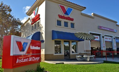 image for Oil Change at Valvoline Instant Oil Change (Up to 46% Off). Three Options Available.