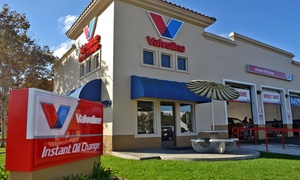 Valvoline Instant Oil Change: Oil Change at Valvoline Instant Oil Change Riverside and Wildomar (50% Off). Three Options Available.