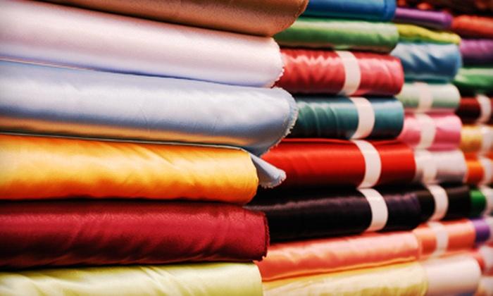 artéé fabrics & home - Brookland: Fine Home Fabrics and Accessories at artéé fabrics & home (Up to 52% Off). Two Options Available.