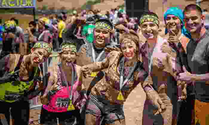 Mud Factor - Glen Helen Raceway: $29 for the Mud Factor 5K Obstacle-Course Run at the Glen Helen Raceway on Saturday, April 20 ($65 Value)