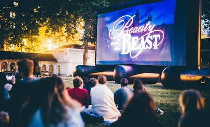 Outdoor Cinema Ticket for One or Two at Multiple Locations (Up to 52% Off)