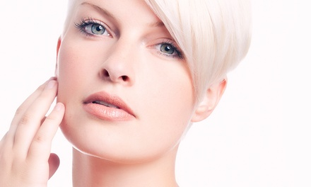 One or Three Customized Facials at Treat Acne & Peel Center (Up to 60% Off)