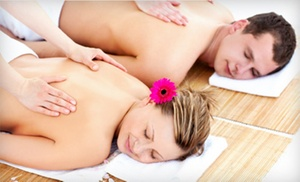 ZenzaSpa Wellness Boutique: Couples Massage, Facial, and Back Scrub, or a Microdermabrasion Facial at ZenzaSpa Wellness Boutique (Up to 67% Off)
