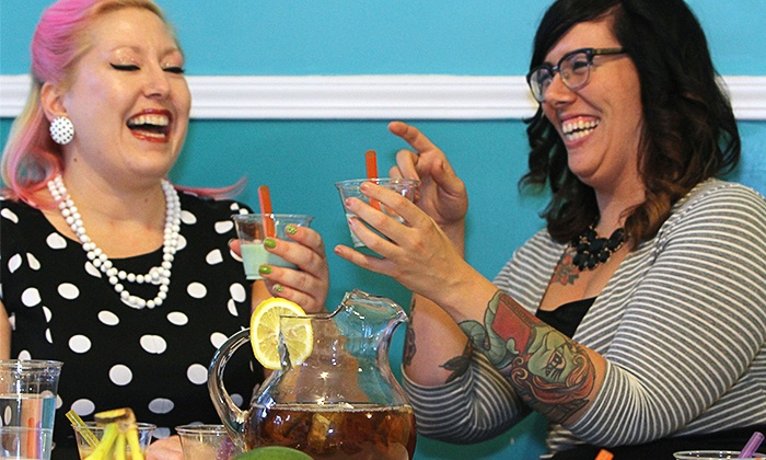 Swirly Bears - Cincinnati: Bubble Tea Party for 2 or Private Bubble Tea Party for Up to 10 at Swirly Bears (Up to 51% Off)