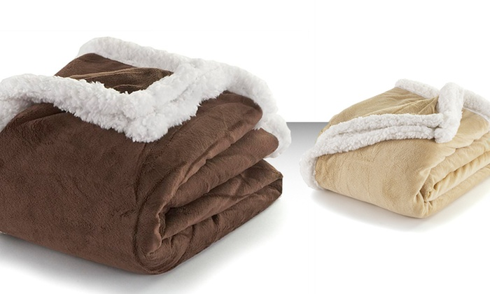 Sherpa Throw Blankets: Sherpa Throw Blankets. Multiple Colors Available. Free Shipping and Returns.