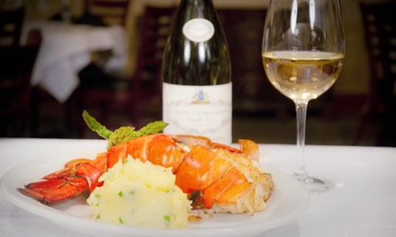 Lunch or Dinner at Bistro Mezzaluna (50% Off)