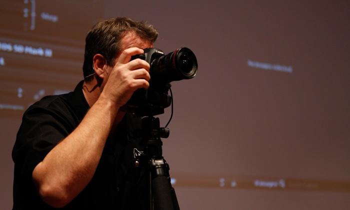 McKay Photography Academy - Lexington Center: Five-Hour Beginners' Digital-Photography Course for One or Two from McKay Photography Academy (Up to 88% Off)