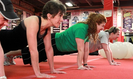 14-Day, 21-Day, or Six-Week Boot-Camp for Beginners rom St. Louis Fitness Boot Camp (Up to 70% Off)
