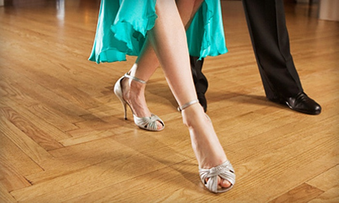 The Dance Pavilion - Paint Creek Crossing: Private and Group Lessons for an Individual or a Couple at The Dance Pavilion (Up to 75% Off). Two Options Available.