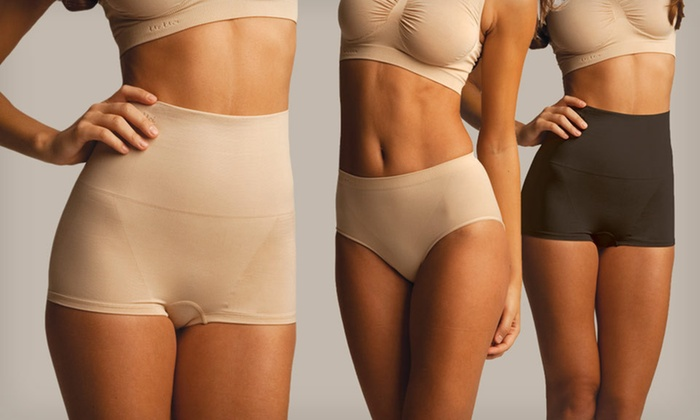 MeMoi Plus-Size Shapewear: MeMoi Plus-Size Shapewear (Up to 60% Off). Multiple Styles, Colors, and Sizes Available. Free Shipping.