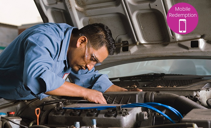 Car Care Package with Four ($229) or Six-Cylinder Cambelt Change ($339) at Auto Connection, Penrose (Up to $830 Value)