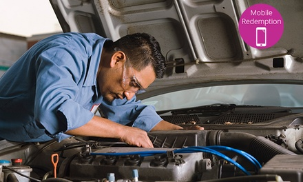 Car Care Package with Four ($229) or Six-Cylinder Cambelt Change ($339) at Automotive Repair, Penrose (Up to $830 Value)