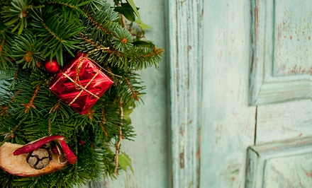 Garland, Wreath, and Tree, or $20 for $40 Worth of Holiday Greenery at Alpine Tree & Wreath