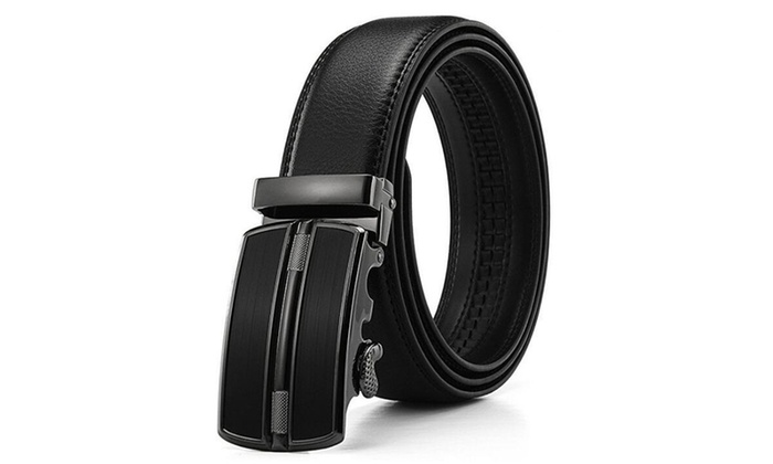 665b2266c Up To 36% Off on Barbados Men's Leather Belt | Groupon Goods