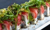 Tsunami Sushi & Lounge - Logan Circle - Shaw: $22 for $40 Worth of Sushi and Japanese Cuisine at Tsunami Sushi & Lounge