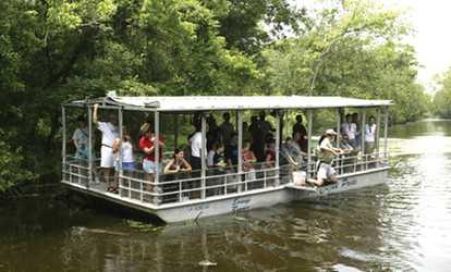 Cajun Pride Swamp Tour Marina