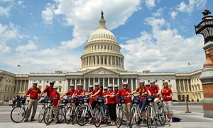 Bike and Roll DC: Single-Day Rental for One or Two from Bike and Roll (Up to 50% Off)