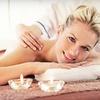 Half Off Skin-Smoothing Body Polish at Spa Moksha