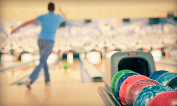 Richmond Hill Pro Bowl - Richmond Hill: 90-Minute Bowling Outing with Shoe Rental for Six at Richmond Hill Pro Bowl (Up to 55% Off)