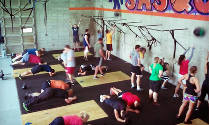 Sasquatch CrossFit - Southeast Redmond: 10 or 20 Classes at Sasquatch CrossFit (Up to 86% Off)