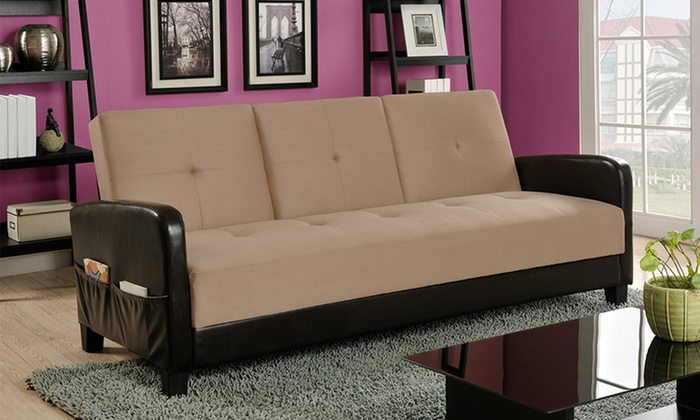 Dhp Holden Convertible Futon Groupon