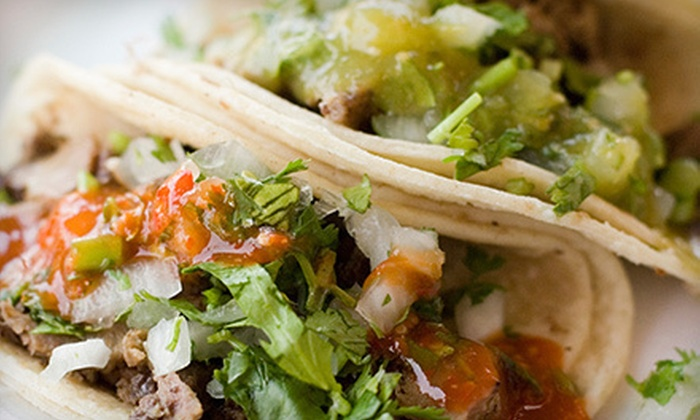 Haciendas Mexican Grill - Pinnacle Peak: $12 for $25 Worth of Mexican Cuisine at Haciendas Mexican Grill