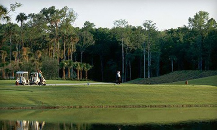Alaqua Country Club - Alaqua: $39 for a Golf Package and Summer Discount Card at Alaqua Country Club (Up to $90 Value)