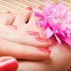 49% Off Mani-Pedis at CND Nails & Spa