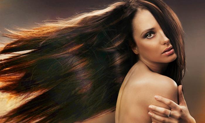 Hair Dream - Cutrofiano (LE): Bellezza capelli con colore e shatush da 9 € invece di 35