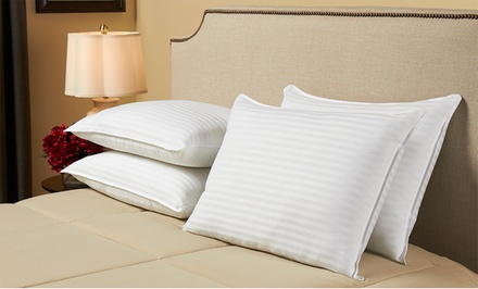 Spring Air Won't Go Flat Pillows (4-Pack) for $39.99–$49.99