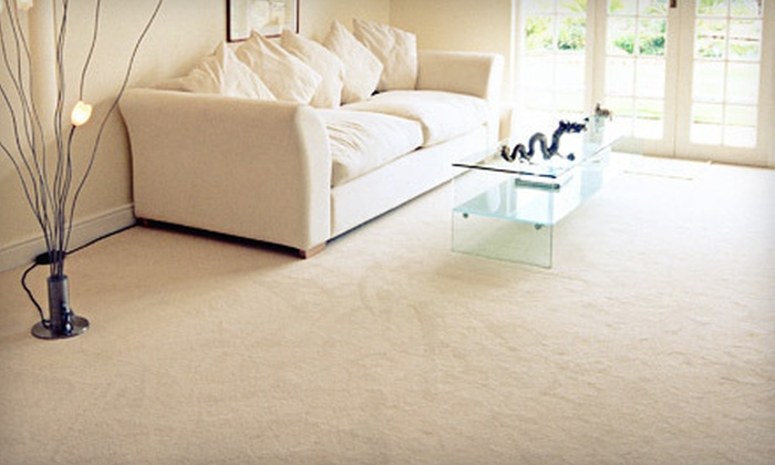 ProSteamers - Park On Florence: Three, Four, or Five Rooms of Carpet Cleaning from ProSteamers (Up to 61% Off)