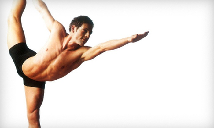 Bikram Yoga Union Square - Greenwich Village: One or Three Months of Unlimited Classes at Bikram Yoga Union Square (Up to 73% Off)