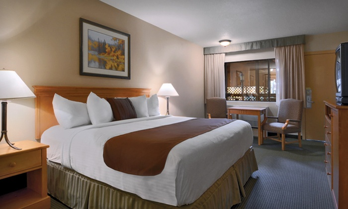 Best Western Sheridan Center - Sheridan: One-Night Stay at Best Western Sheridan Center in Sheridan, WY