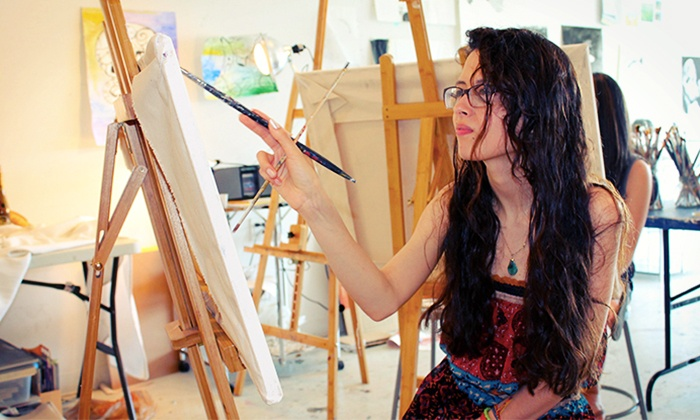 One River School of Art and Design - Englewood: One Month of Weekly Art Classes or One Two-Hour Workshop at One River School of Art and Design (Up to 53% Off)
