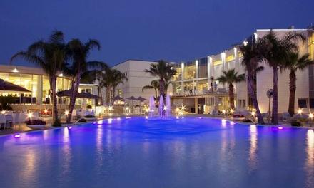 Campania 5*: 1 notte con colazione, spa e cena in opzione Relais Dubai Village