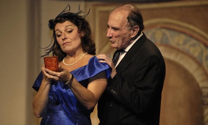 TEATRO FLAVIO - TEATRO FLAVIO: Fino a 3 spettacoli, da ottobre ad aprile al Teatro Flavio di Roma (sconto fino a 56%)