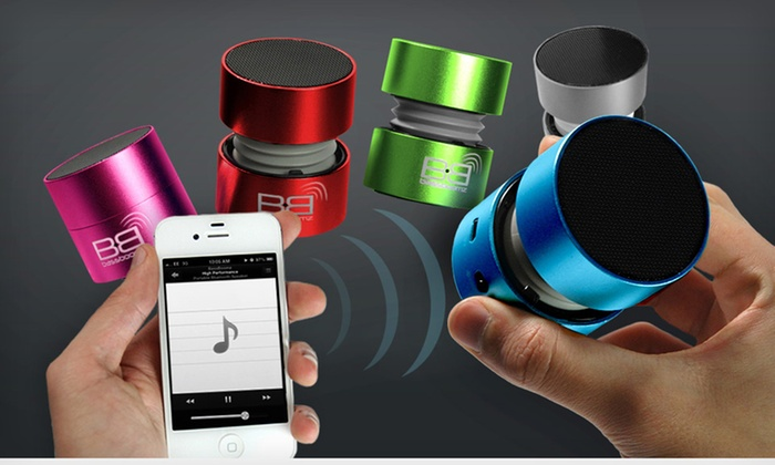BassBoomz Universal Portable Bluetooth Speaker: $29.99 for a BassBoomz Portable Bluetooth Speaker ($130 List Price). 6 Colors Available. Free Shipping and Returns.