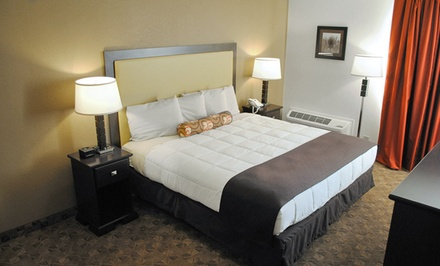 Groupon Deal: 1- or 2-Night Stay at Village Inn Event Center in Clemmons, NC