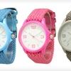 $11.99 for a Geneva Unisex Watch