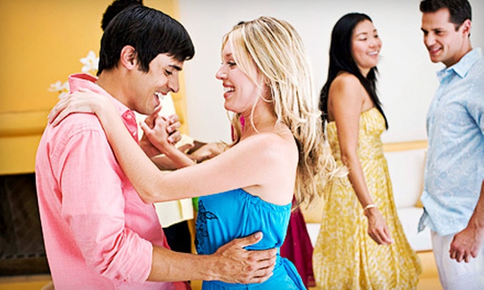 Art, Wine & Tango - Cypress: Six Group Dance Lessons for One, or Two Private Dance Lessons for One or Two at Art, Wine & Tango (Up to 74% Off)