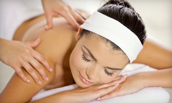 The Massage Spa - United Central: $59 for a Spa Retreat with Massage, Facial, and Hand and Foot Treatment or Pedicure at The Massage Spa ($129 Value)