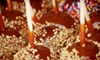 Sweets Unlimited - Airpark: $16 for a Treat Package with Chocolate Caramel Apples and White Chocolate Popcorn at Sweets Unlimited ($32.50 Value)
