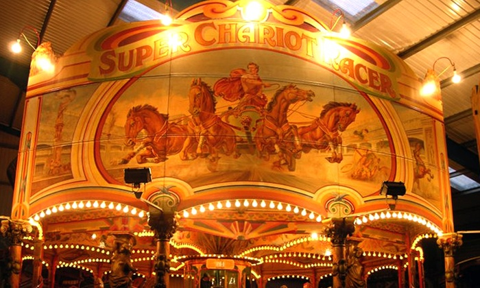 Dingles Fairground Heritage Centre - Lifton: Dingles Fairground Heritage Centre: Entry from £8 (Up to 52% Off)