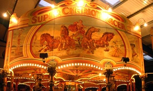 Dingles Fairground Heritage Centre: Entry for Two Adults or a Family to Dingles Fairground Heritage Centre (Up to 56% Off)