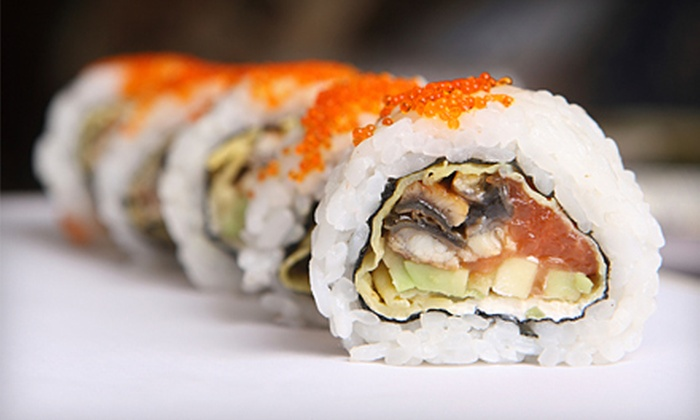 Siam Oishi - Northeast Coconut Grove: $25 Worth of Sushi and Noodle Dishes