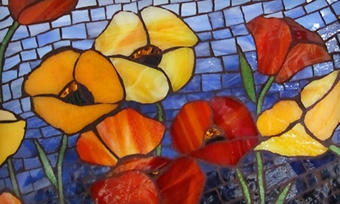 Institute of Mosaic Art - South Kennedy Tract: Kit or Introductory Class at the Institute of Mosaic Art (Up to 67% Off)