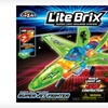 Up to 81% Off a Lite Brix Fire Station or Jet