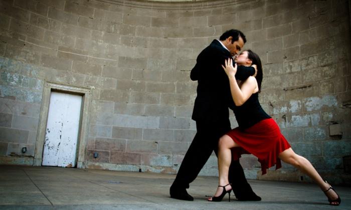 Tango with Jon - Multiple Locations: 10 Beginner Tango Classes or 8 Intermediate Tango Classes at Tango with Jon (Up to 84% Off)
